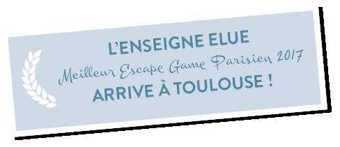 Meilleur escape game Toulouse - Nouveau escape room Lock Academy