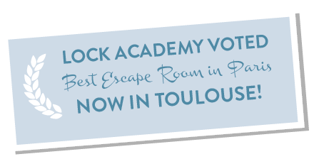 Lock Academy - Best Escape Room Toulouse
