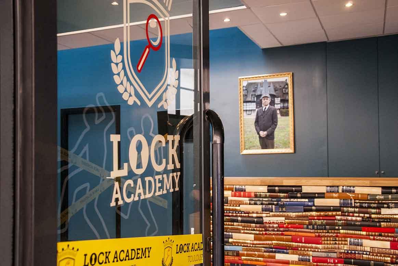 Accueil de la Lock Academy - Escape Game Toulouse pour sortie Team Building