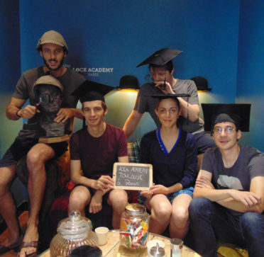 Toulouse Escape Game