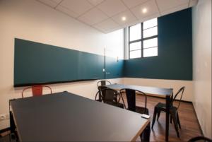 Photo salle de réunion à la Lock Academy