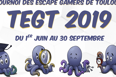 Jeu Toulouse Tournois Escape game