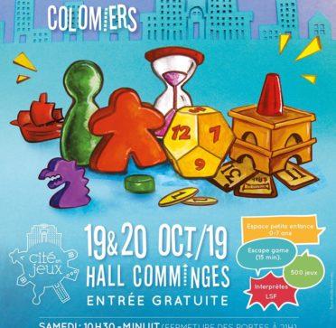 Festival du jeu à Colomiers : Escape Game et Compagnie