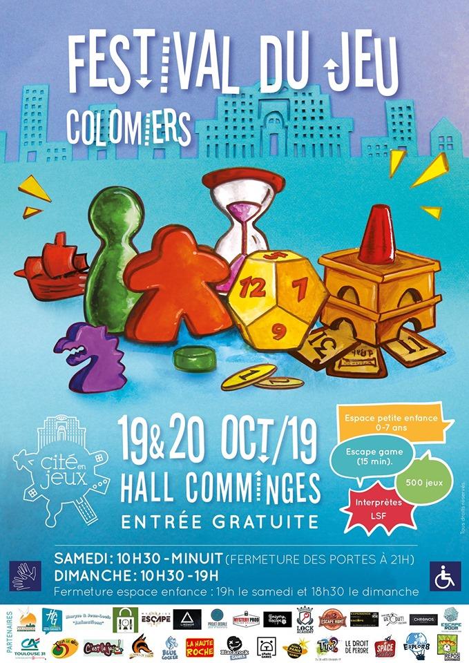 Festival Jeu Colomiers